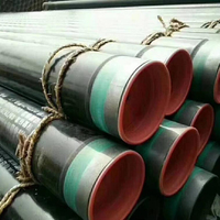 API 3PE COATING STEEL PIPE