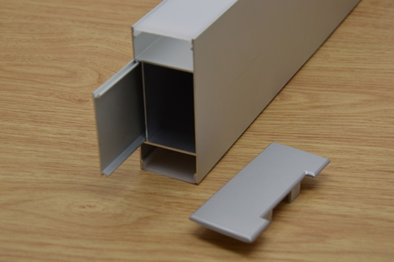 Up And Down Lighting For Wall H Shape Led Aluminium Profile For ...