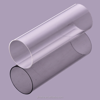 High Quality Large Diameter Transparent PMMA Tube Clear Acrylic Tube