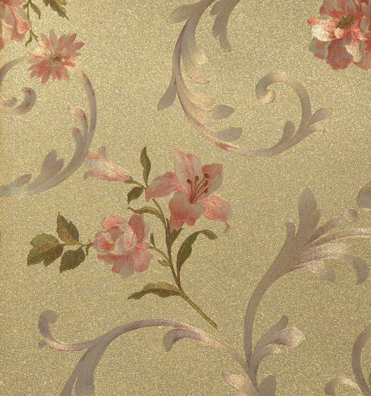 Genial 3d Flower Wallpaper Modern Home Decor Living Room Wallpaper