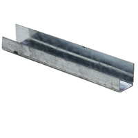 price track drywall partition Ceiling Light Steel Keel /ceiling t grids