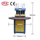 Manual hot-pressing blister sealing welding cutting pack machine for Battery package