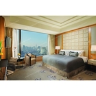 5 Star High end Luxury Comfortable Hotel Furniture Guangzhou