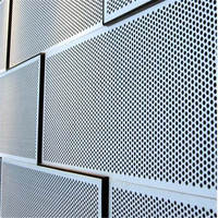 Chemical Etched 304 316 Metal Stainless Steel Perforated Sheets