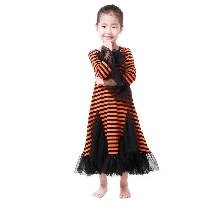 <strong>Fashion</strong> Children Fall Winter Clothes <strong>Kids</strong> Long Maxi Dress Baby Girl Clothing