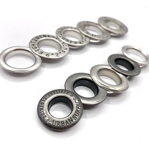 Advanced customized special alloy eyelet for clothing