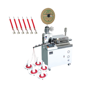 Professional cable connection terminal crimping machine With Promotional Price