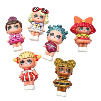2019 Hot Slow Rising colorful cartoon Game Gifts squishy Surprise Doll Squishy Girls toys