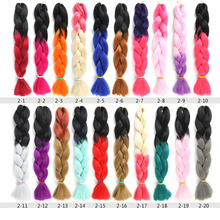 Synthetic Hair Braid, 점보 Braid Synthetic Hair Brands, 합성 풀 레이스 (Glueless) 와 Baby Hair
