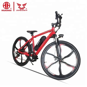 2018 Super Light Adult Lithium Mountain Sport Leisure Electric Bikes