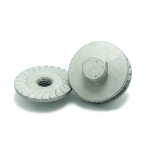 galvanized hex big head bolt flange bolt