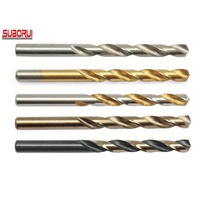 Different Types of Parallel Shank Metal Strong Twist Drill Bits for Hardest Steel Tough Metal