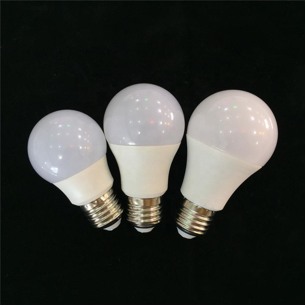 China Manufacturer Led Bulb A60 E27  12W, cheap price 220v led bulb e27, high quality LED lamp