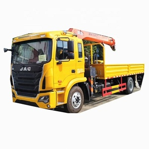 Jmc Japanese Brand New Truck Crane Made In China