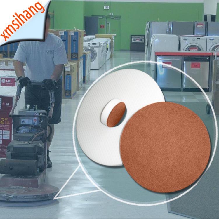 Industrial Floor Clean Melamine Sponge Pad Products for Granite Floor Cleaning