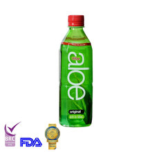 Monde Grand Gold Quality Award Sugar free Aloe Vera beverage from organic farm 6 flavors