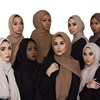 High Quality Muslim Latest Design Hijab Islam Cotton Scarf Hijab