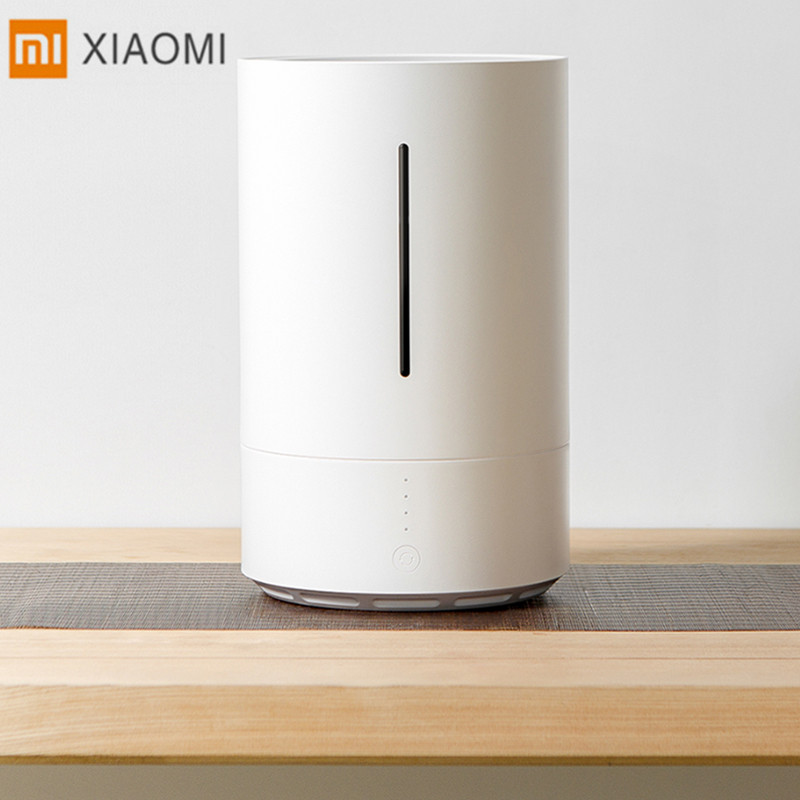 Original Xiaomi Smartmi Intelligent <strong>Ultrasonic</strong> Sterilizing <strong>Air</strong> <strong>Humidifier</strong> For Home Office 3.5 Large Capacity APP Control