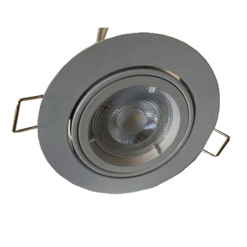High quality home decoration  different power integrated led lighting rotating frame downlight