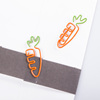 /product-detail/hot-sales-novelty-shape-double-color-metal-paper-clip-carrot-bean-ice-cream-shape-62081371690.html