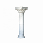 Architectural marble roman column pillar building material design