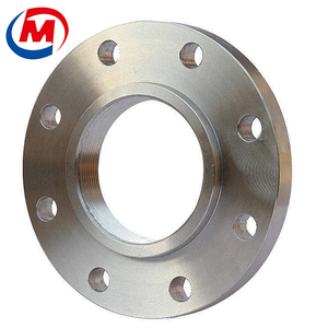 Stainless steel welded collar flange for connect the pipes