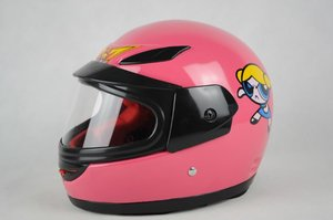 High Quality Children Bicycle Helmet Cute Dog Mini Motorcycle Safety Helmet