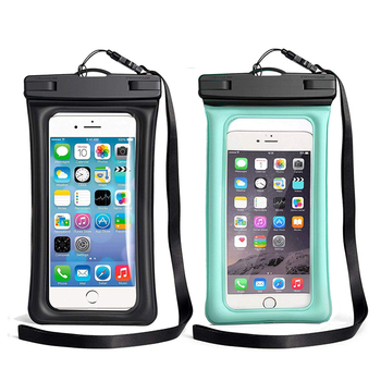 Guangzhou Cellular Accessories Swimming Floating Mobile Phone Waterproof Bag Waterproof Phone Pouch