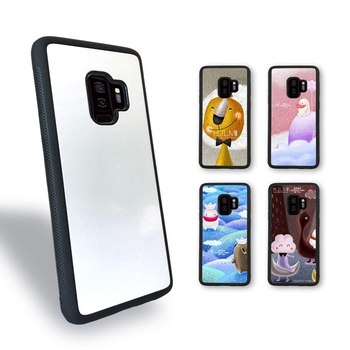 Hot Sale for Samsung Galaxy s9 Sublimation Case,White Cellphone Cover for Sublimation