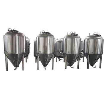 10bbl turnkey project beer fermentation equipment 1200l beer fermenter