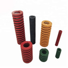 Most popular colors heavy load die spring manufacturer
