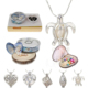 SP- oyster pearl set for love and friendship oyster wish love pearl gift set