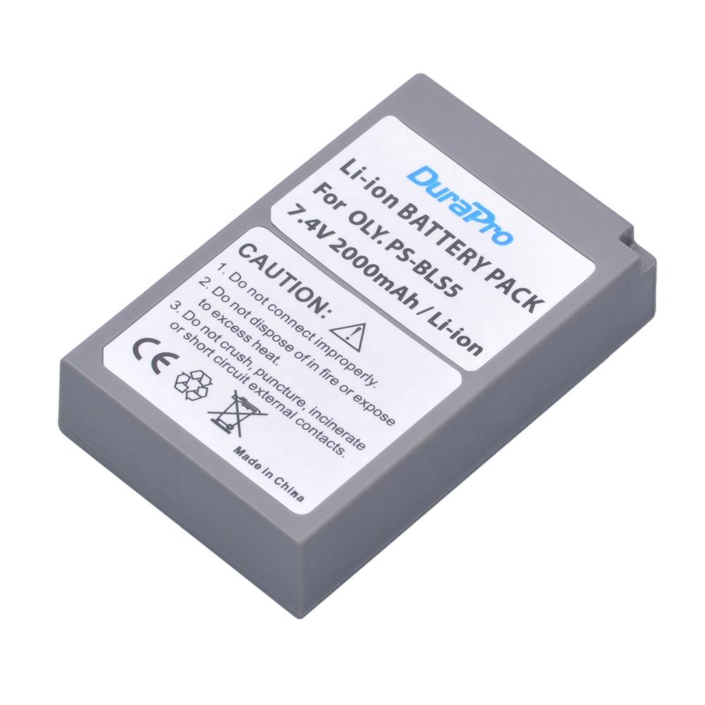 PS-BLS5 PS-BLS50 Cargador De Batería Para Olympus BLS-5 BLS-50 OM-D E-M10 II III