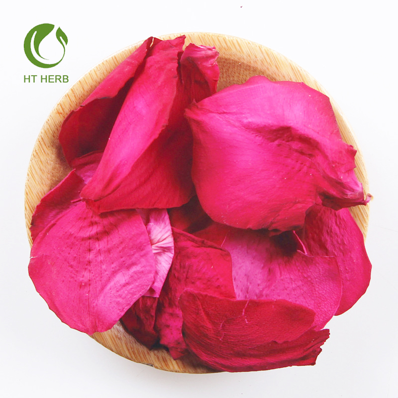 High Quality Organic Beautiful Rose Petal Tea Fragrant Dried Rose Petals - 4uTea | 4uTea.com