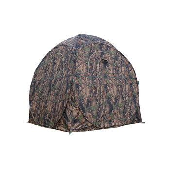 hot sale permanent outdoor tent pop up hunting blinds camping camouflage hunting tent