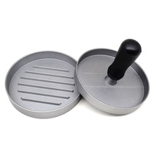 Hot Dijual Non-Stick Aluminium <span class=keywords><strong>Daging</strong></span> Hamburger <span class=keywords><strong>Tekan</strong></span> Burger Press