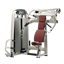 Top Gym Equipment Incline Chest Press Machine Fabricação em Guangzhou