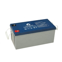 Electricity storage deep cycle 12v 100ah 150ah 200ah gel solar battery