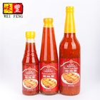 sweet chilli sauce wholesale best Thai Sweet Chili Sauce brands halal hot red pepper spicy paste OEM HACCP