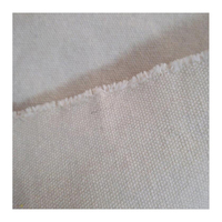 8oz greige fabric cotton canvas fabric material for shoes making