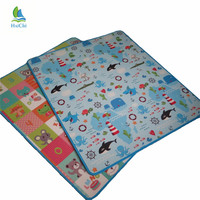Wholesale thick xpe baby double sides play mat With Customers Logo