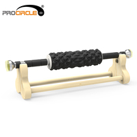 Foam Roller And Stool Push & Pull Up Bar Up Bar Wooden