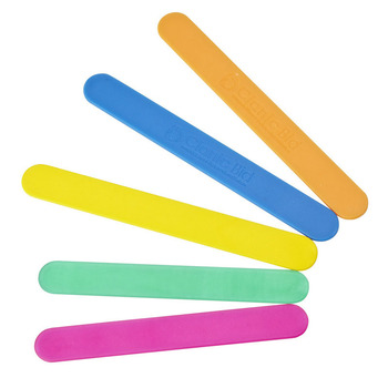 Plastic tongue depressor