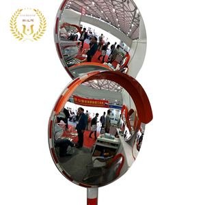 45cm Outdoor Road Safety Traffic Security Convex Mirror