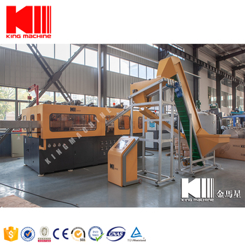 Full Automatic High Speed Blow Molding Machine King Machine