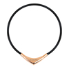 2019 New Blood circulation improvement silicone loop magnetic therapy necklace