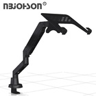 Gas-spring Single Arm Computer LCD Monitor Bracket Laptop Notebook Tablet Support Desk Mount