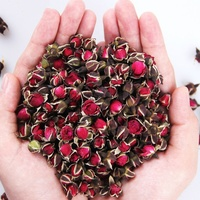 100% Natural Dried Golden Rose Flowers For Tea