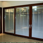 Amzan hotsell blinds in double glass