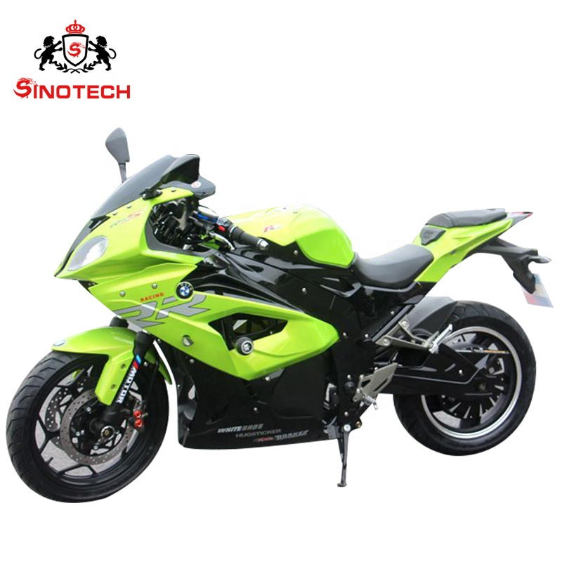 China sport motorcycle racing motor bikes new 5000w 72v electric with fair price